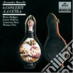 CONC. LA CETRA-HOLLIG cd musicale di Bern Camerata