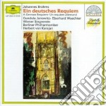 Brahms - Ein Deutsches Requiem - Karajan cd musicale di Tedesco Requiem