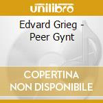 PEER GYNT (SEL.) JARVI cd musicale di GRIEG