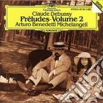 PRELUDES VOL.2/MICHELANGELI cd musicale di MICHELANGELI