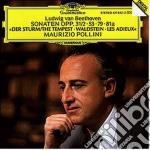 POLLINI SON. PF cd musicale di BEETHOVEN