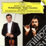 CONC. VL.-SHAHAM/SINOPOL cd musicale di SHAHAM/SINOPOLI