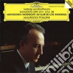 Beethoven - Son. Pf Nr. 13/15 - Pollini cd musicale di BEETHOVEN