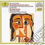 CAPPELLO 3 PUNTE-OZAW cd musicale di DE FALLA MANUEL