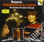 PIERINO E IL LUPO/BENIGNI & ABBADO cd musicale di Claudio Abbado