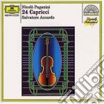 24 CAPRICCI-ACCARDO cd musicale di Salvatore Accardo
