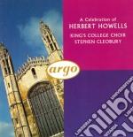 TE DEUM/MAGNIFICAT/RAPSODIA OR cd musicale di HOWELLS H.(ARGO)