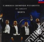 Concerto Dei  Tre Tenori - Cilea/Verdi/Puccini - Carreras/Domingo/Pavarotti cd musicale di PAVAROTTI/CARRERAS/DOMINGO