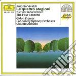 QUATTRO STAGIONI ABBADO/KREME cd musicale di Claudio Abbado