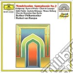 SINF. N. 2 KARAJAN cd musicale di Karajan
