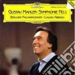SINF. N. 1 ABBADO cd musicale di MAHLER
