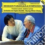 Messiaen - Sinf. Turangalila - Chung cd musicale di CHUNG