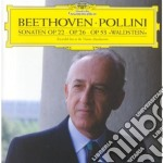 Beethoven - Piano Sonatas Nos. 11, 12 & 21 Waldstein - Pollini cd musicale di BEETHOVEN