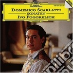 SONATE POGORELICH cd musicale di SCARLATTI