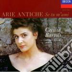 Cecilia Bartoli - Arie Antiche: Se Tu M'Ami  cd musicale di Cecilia Bertoli