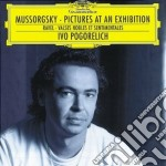 PICTURES AT AN EXHIBITION/POGORELICH cd musicale di POGORELICH