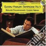 SINF. N. 5 ABBADO cd musicale di MAHLER