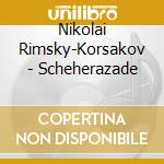 SHEHERAZADE/UCCELLO DI FUOCO cd musicale di Stravinsky