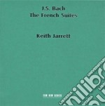 THE FRENCH SUITES(J.S.BACH) cd musicale di K. Jarrett
