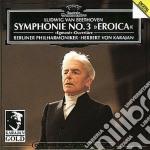 Beethoven - Sinf. N. 3 - Karajan cd musicale di VON KATAJAN HERBERT