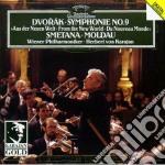 SINF. N. 9/MOLDAU/KARAJAN cd musicale di VON KARAJAN HERBERT