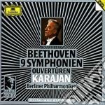 9 SYMPHONIEN/KARAJAN cd musicale di Herbert Karajan