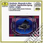 RAPSODIA BERNSTEIN cd musicale di Leonard Bernestein