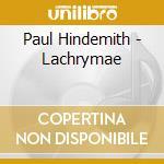 Lachrymae cd musicale di Miscellanee