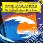 LA MER-NOCTURNES cd musicale di DEBUSSY