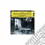 CONCERTI PER PIANOFORTE 2-3/ZILBERST cd musicale di Claudio Abbado