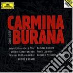 CARMINA BURANA/PREVIN cd musicale di PREVIN