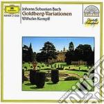 VARIAZ. GOLDBERG cd musicale di Wilhelm Kempff