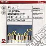 CONC. X PF VOL. 1 cd musicale di BRENDEL
