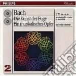 THE ART OF FUGUE cd musicale di MARRINER/ASMF