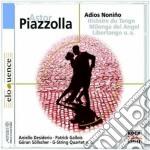Adios noninos/histoire du cd musicale di Desiderio/gallois