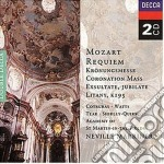 REQUIEM/MESSA cd musicale di MARRINER