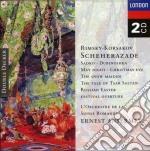 SHEHERAZADE cd musicale di ANSERMET