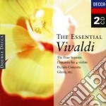 THE ESSENTIAL cd musicale di Antonio Vivaldi