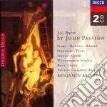PASSIONE S. GIOVANNI cd musicale di BRITTEN