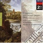 CONC. GROSSI OP. 6/MARRINER cd musicale di MARRINER