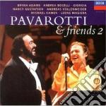 PAVAROTTI & FRIENDS 2 cd musicale di Luciano Pavarotti