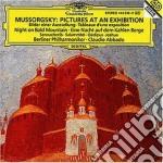 QUADRI AD UNA ESP./UNA NOTTE SUL ... cd musicale di Claudio Abbado
