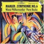SYMPHONIE N.6 cd musicale di MAHLER