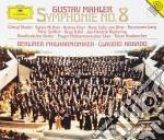 SINF. N. 8/ABBADO cd musicale di MAHLER