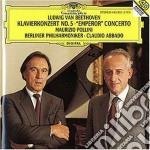 CONC.PF.N.5/POLLINI cd musicale di POLLINI/ABBADO