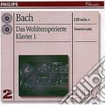 CLAVICEMBALO BEN TEMPERATO/GULDA cd musicale di BACH