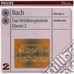 CLAVICEMBALO BEN TEMPERATO II/GULDA cd musicale di GULDA