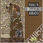 10 SYMPHONIEN ABBADO cd musicale di Claudio Abbado
