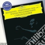 SYMPHONIEN 5-7 cd musicale di BEETHOVEN LUDWIG VAN