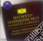 SYMPHONIE N.9 cd musicale di KARAJAN VON HERBERT